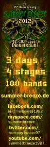 Summerbreeze Banner