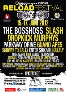 Reload-Festival 2012